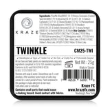 Kraze FX Domed Square Split Cake - Twinkle (25 gm)