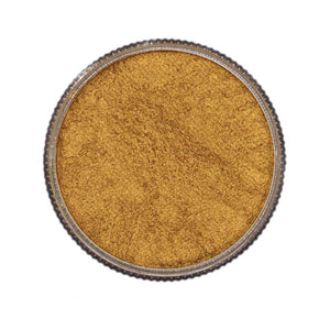 Face Paints Australia - Metallix Gold (30g)