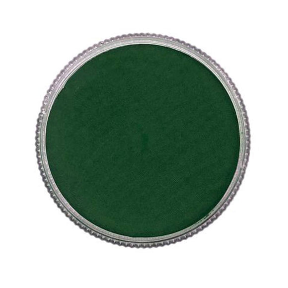 Face Paints Australia - Essential Green Mid  (30g)