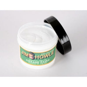 Jim Howle Clown White Makeup (3 oz)