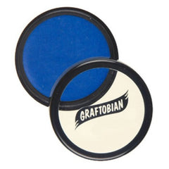 Graftobian Rubber Mask Grease - Blue (0.5 oz)
