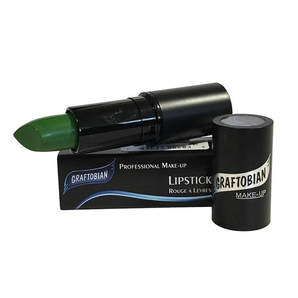 Graftobian Cream Lipstick (Green)