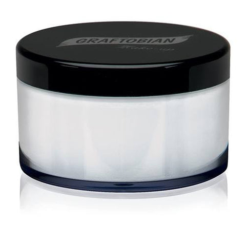 Graftobian LuxeCashmere Setting Powder Coconut Cream 0.7oz