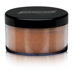Graftobian LuxeCashmere Setting Powder - Pecan Pie 0.7 oz