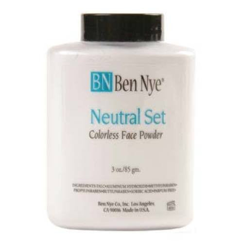 Ben Nye Makeup Setting Powder - Neutral Color TP-6 (3 oz)