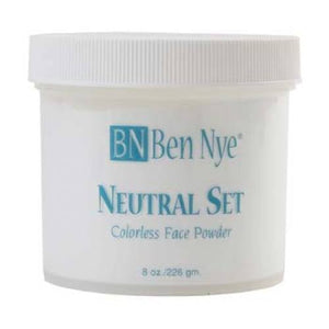 Ben Nye Makeup Setting Powder - Neutral Set TP-61 (8 oz)