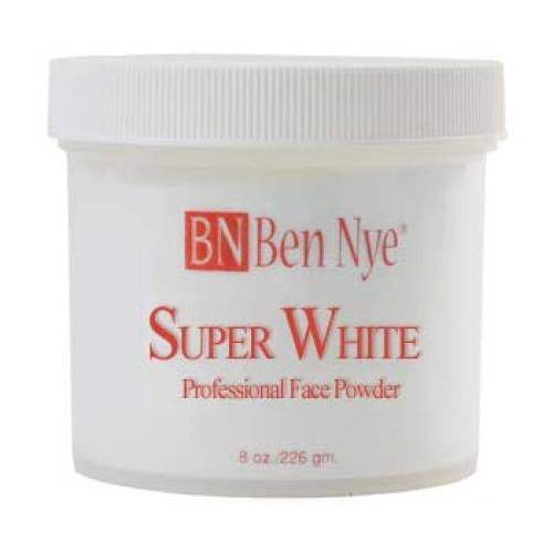 Ben Nye Makeup Setting Powder - Super White TP-81 (8 oz)