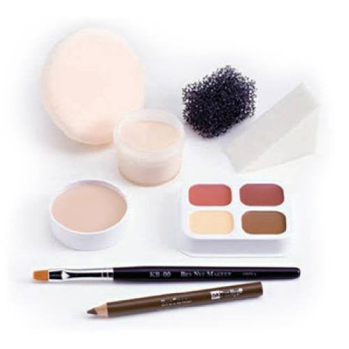 Ben Nye Theatrical Makeup Kits - Fair: Lightest PK- 0