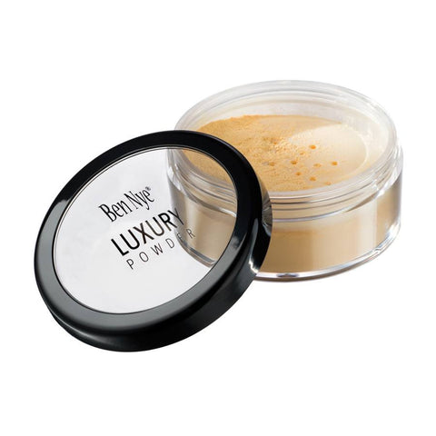 Ben Nye Bella Luxury Powder - Banana (Jar 0.92 oz)