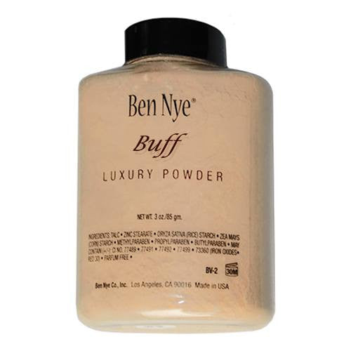 Ben Nye Bella Luxury Powder - Buff (Shaker Bottle 3 oz)