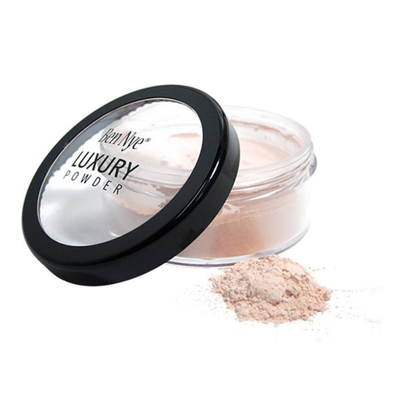 Ben Nye Bella Luxury Powder - Rose Petal (Jar, 0.92 oz)