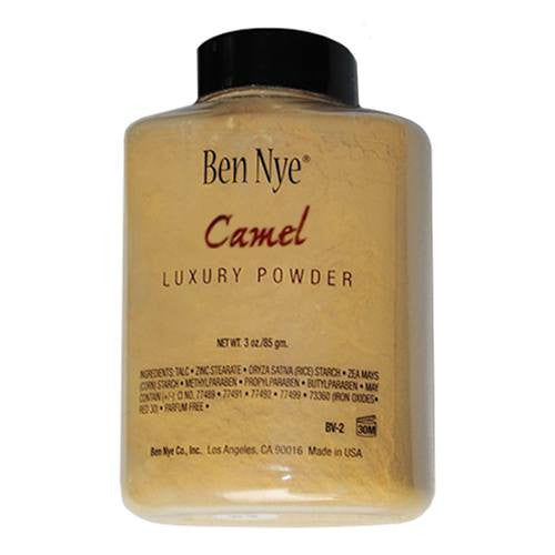 Ben Nye - Mojave Luxury Powder - Camel 3 oz