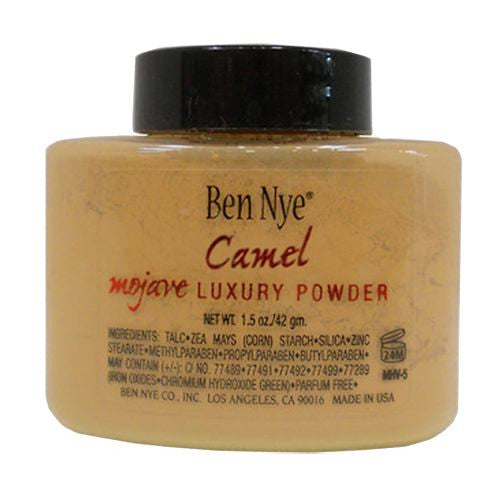 Ben Nye - Mojave Luxury Powder - Camel 1.5 oz