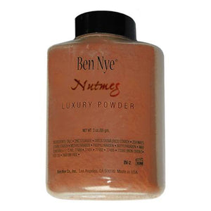 Ben Nye - Mojave Luxury Powder - Nutmeg 3 oz