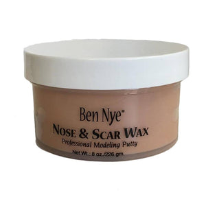 Ben Nye Nose & Scar Wax - Fair (8 oz)