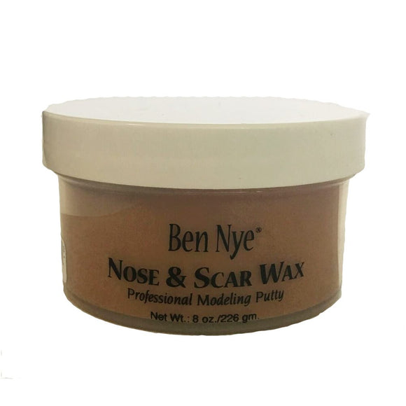 Ben Nye Nose & Scar Wax - Light Brown (8 oz)