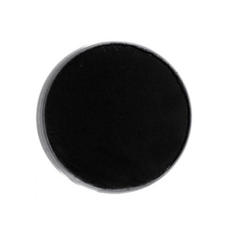 Kryolan Supracolor Cream Makeup - Black (0.25 oz)