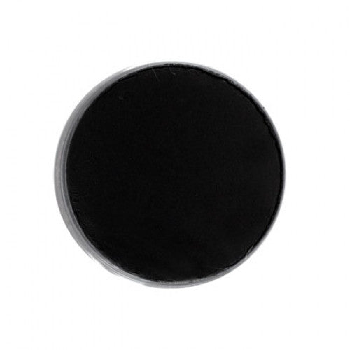 Kryolan Aquacolor Face Paints - Black (8 ml)