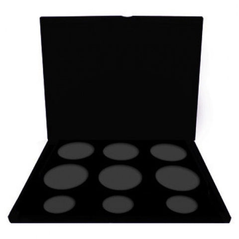 Mehron Starblend Empty Pro Palette Trays for 6 Colors