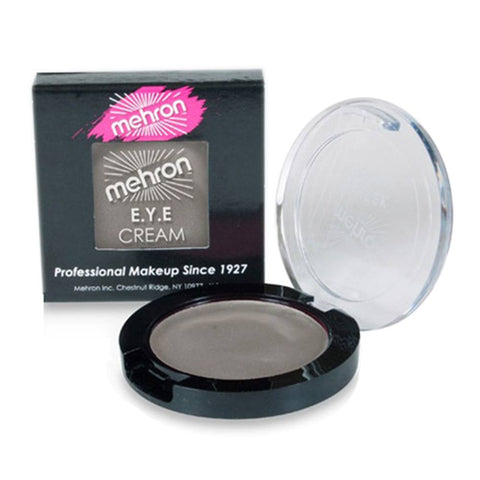 Mehron EYE Cream - Silver (0.3 oz)
