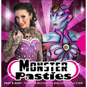 Monster Paste Monster Pasties (1/pack)