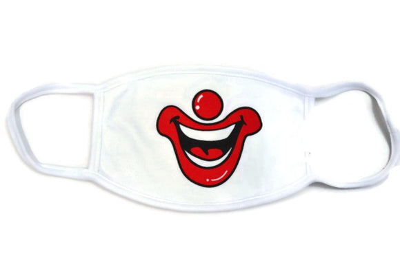 Laughing Clown Physician Mask