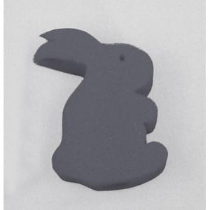 Magic By Gosh Large Foam Gray Hare Prop (Each)
