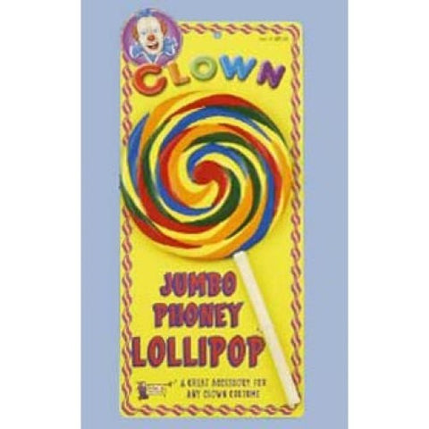"Jumbo Lollipops (9"")"