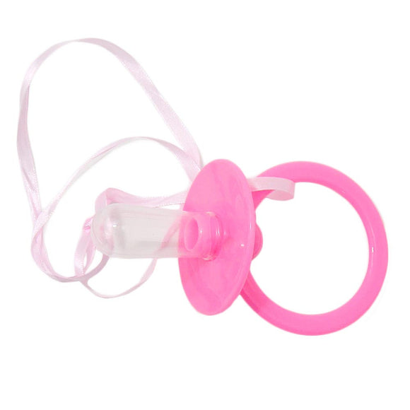 Giant Pacifier Prop - Pink (5.5