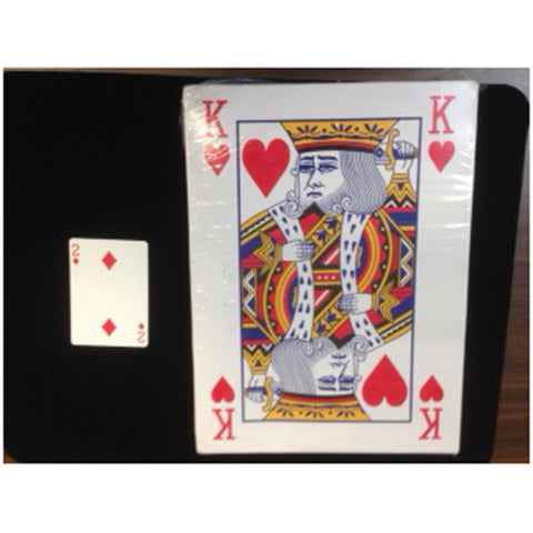 "Jumbo Playing Cards (8"" x 11"")"
