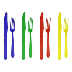"Giant Knife & Fork Sets (15"")"