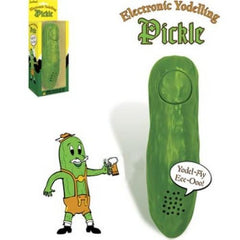 Yodeling Pickle Prop