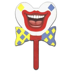 Clown'n Around on a Stick ®