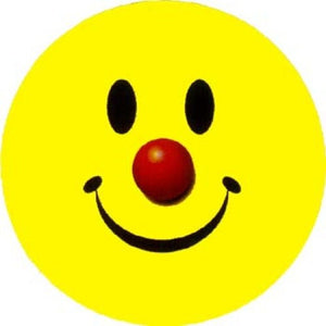 Image result for picture of a smiley face in clown