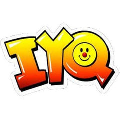 IYQ Smiley Stickers