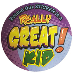 Really Great Kid Stickers