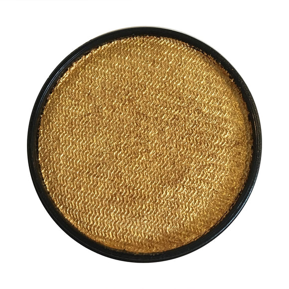 TAG Face Paints - Pearl Gold (10 gm)