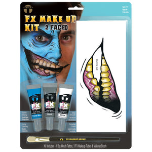Tinsley Transfers 2 Faced Big Mouth Kit