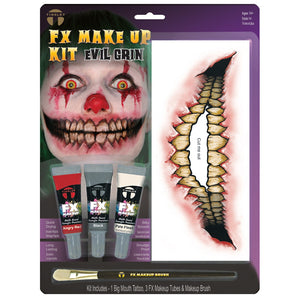 Tinsley Transfers Evil Grin Big Mouth Kit