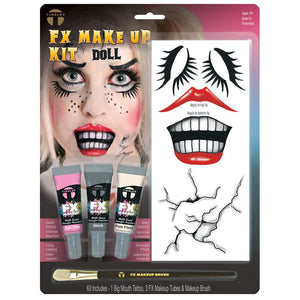 Tinsley Transfers Doll Face Big Mouth Kit