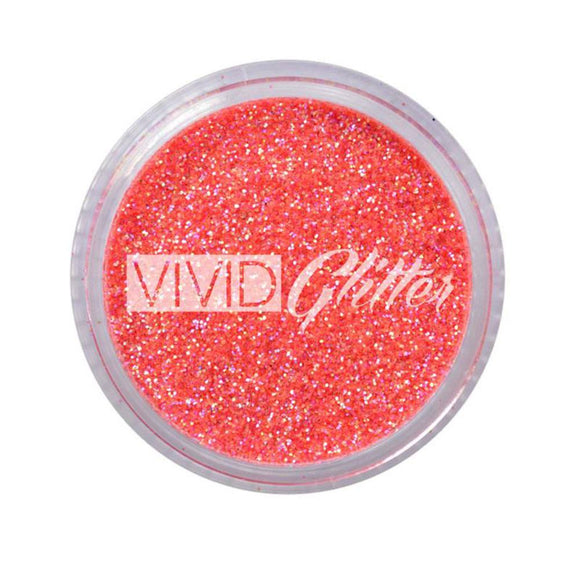 VIVID Glitter Stackable Loose Glitter - Flamingo (10 gm)
