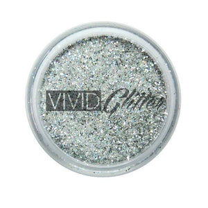 VIVID Glitter Stackable Loose Glitter - Zirconia (10 gm)