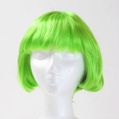 Eve Wig - Neon Green