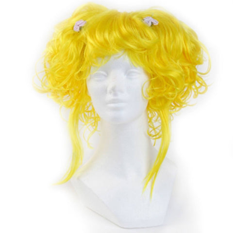 Karmae Wig -  Yellow