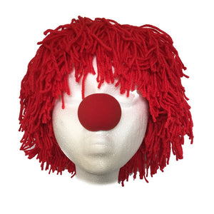 Deluxe Raggedy Andy Wig - Red