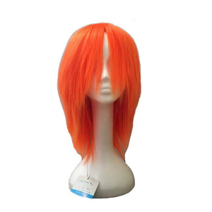 Silly Boy Deluxe Wig - Orange