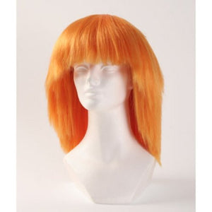 Silly Boy  Wig - Orange