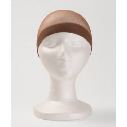 Nylon Wig Cap - Brown