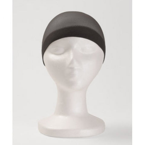 Nylon Wig Cap - Black