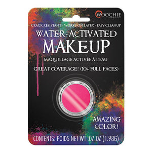 Woochie Hot Pink Water Activated Makeup (0.07 oz/1.98 gm)